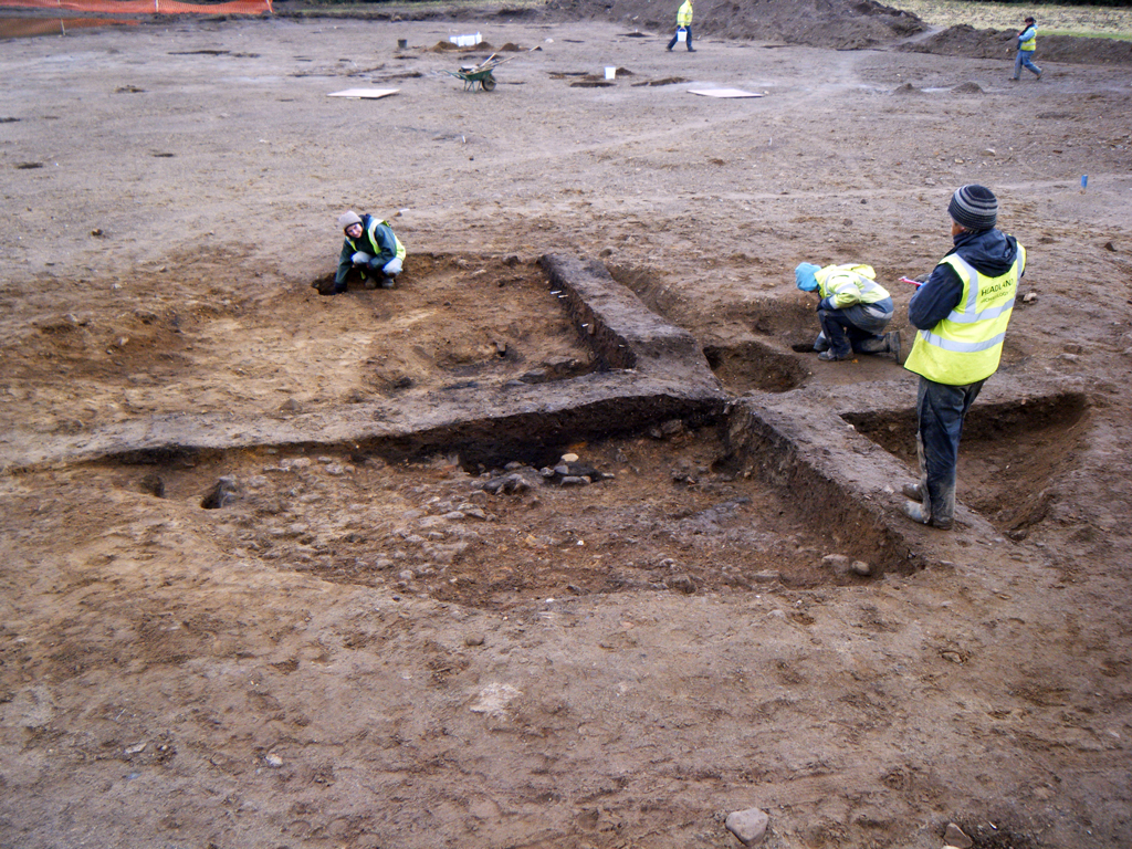 Forth Crossing - Site Dig