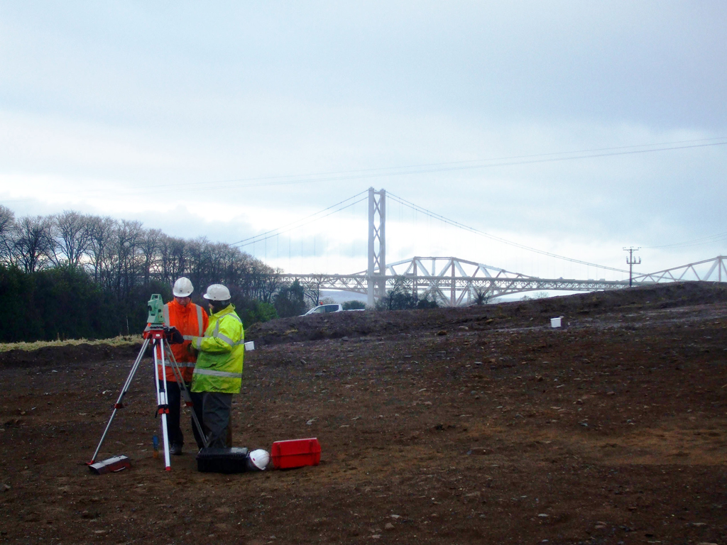 Forth Crossing - Engineers