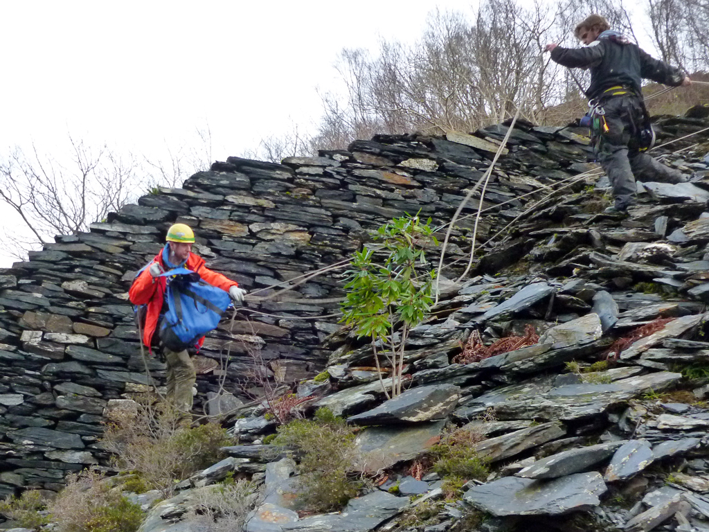 Ballachulish Inclined Plane Conservation, Highland