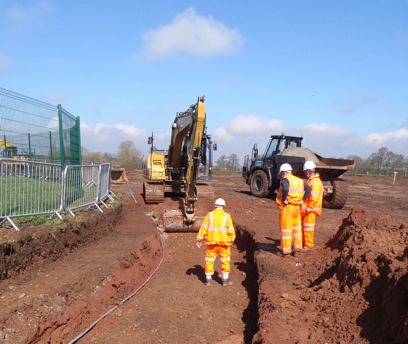 NEWS Staffordshire Area Improvements
