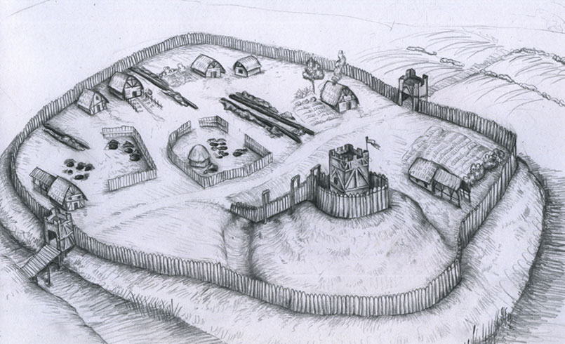 UBED Castle