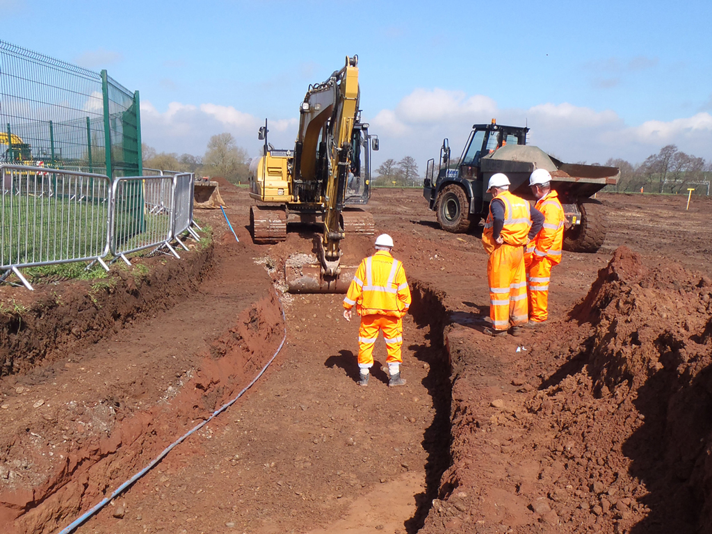 Staffordshire Area Improvements