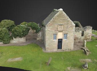 Kinfauns Old Parish Church