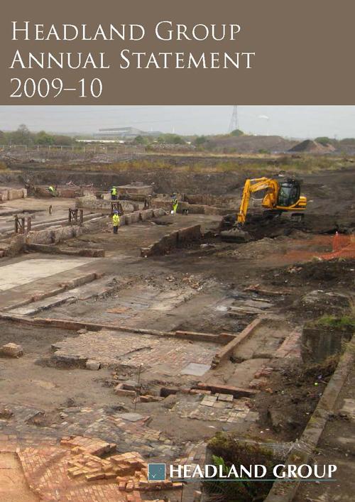 Annual Statement 2009-10